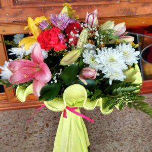 centro de flores variado 40€