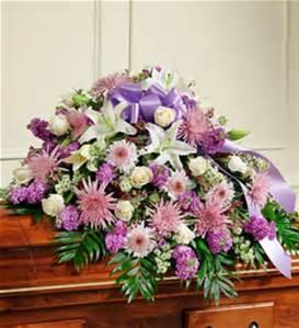 cojin funebre variado