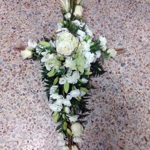 cruz funebre reducida