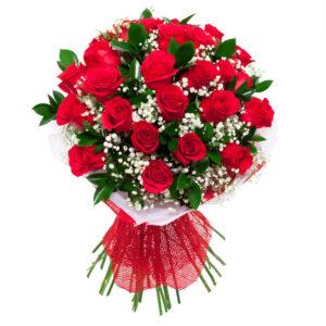 ramo-24-rosas-rojas